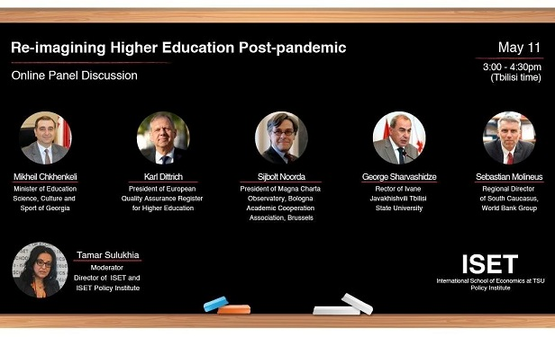 Re-imagining Higher Education Post-pandemic